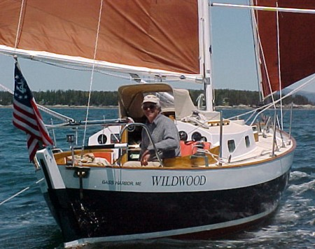 Sailboat Frances 26 By Morris Yachts And Victoria Yachts